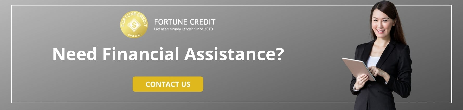 Need Financial Assistance?